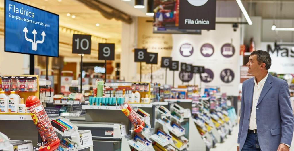 Fila Única Carrefour